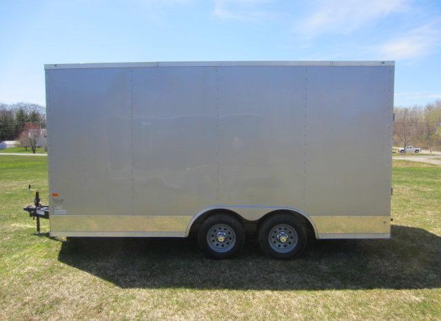 2022 Rock Solid 8.5×16 Cargo Trailer w/7'6″ Interior Height full