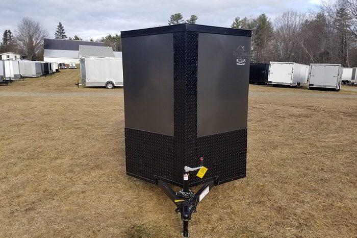 2022 Rock Solid 5×10 Cargo Trailer 5'6″ Tall full
