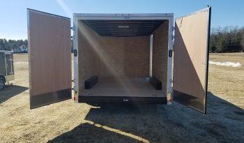 2021 Rock Solid 8.5×16 Cargo Trailer 7′ Tall full