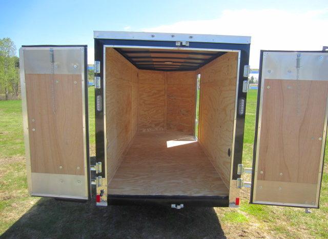 2021 Rock Solid 5×12 Cargo Trailer 5'6″ Tall full