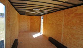 2022 Rock Solid 8.5×24 Cargo Trailer w/7'0″ Interior Height 2 Side Doors full