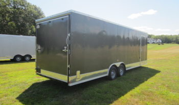 2022 Rock Solid 8.5×26 Cargo Trailer w/7'6″ Interior Height and Additional Side Door full
