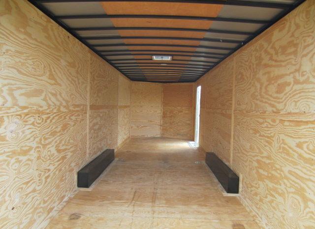 2022 Rock Solid 8.5×24 Cargo Trailer w/7'6″ Interior Height full