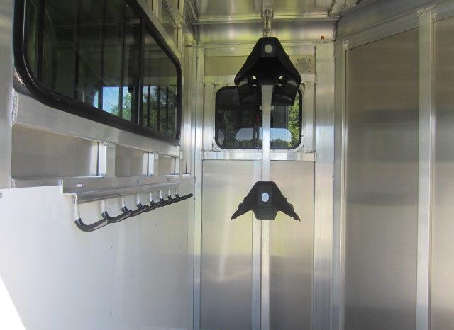 2022 Adam Jubilee 2 Horse Trailer Dressing Room full