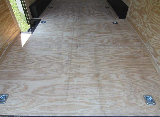 2022 Rock Solid 8.5×28 Cargo Trailer w/7'6″ Interior Height 7K Axles full