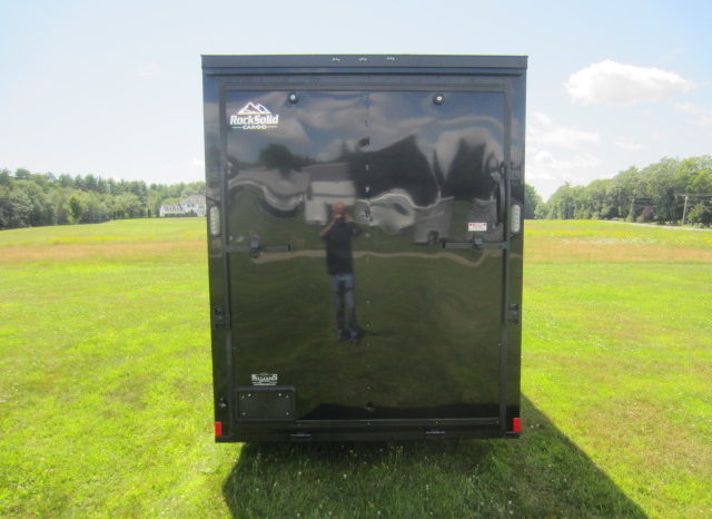 2022 Rock Solid 6×12 Cargo Trailer 7′ Tall full