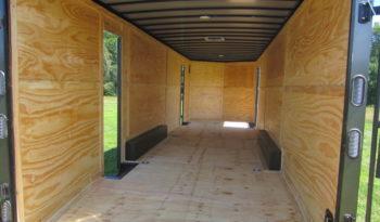 2022 Rock Solid 8.5×28 Cargo Trailer w/7'6″ Interior Height 7K Spread Axles full