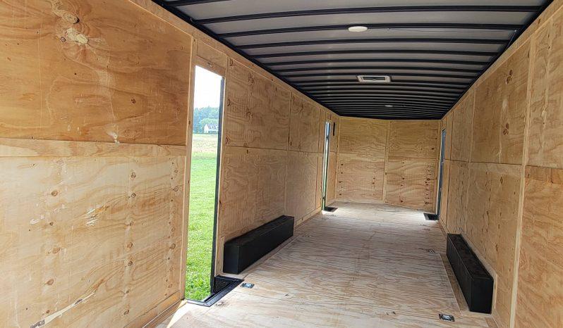 2022 Rock Solid 8.5×32 Cargo Trailer w/7'6″ Interior Height 7K Spread Axles full