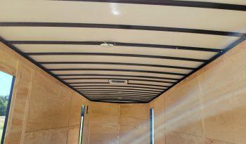 2021 Rock Solid 8.5×26 Cargo Trailer w/7'6″ Interior Height 7K Spread Axles full
