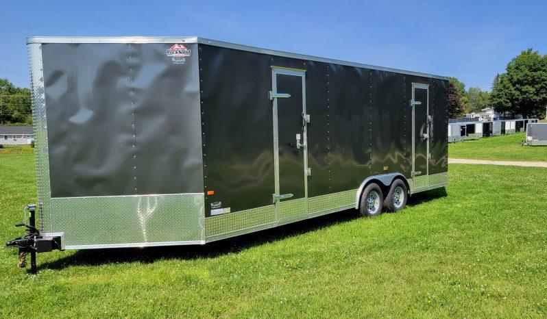 2022 Rock Solid 8.5×22 Multi-Purpose Cargo Trailer 7'6″ Tall full