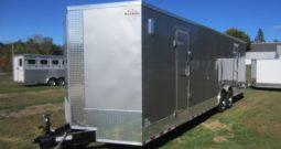 2022 Rock Solid 8.5×28 Cargo Trailer w/7'6″ Interior Height 7K Axles