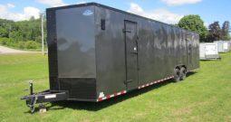 2021 Rock Solid 8.5×32 Cargo Trailer w/7'6″ Interior Height 7K Axles