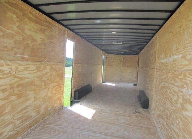2021 Rock Solid 8.5×32 Cargo Trailer w/7'6″ Interior Height 7K Axles full