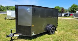 2022 Rock Solid 5×10 Cargo Trailer 5'6″ Tall