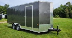 2022 Rock Solid 8.5×18 Cargo Trailer 7'6″ Tall